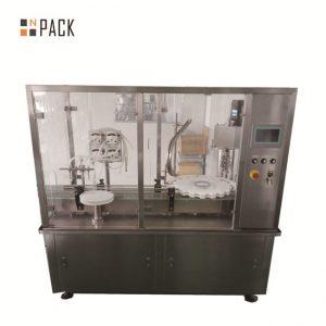Wydajna maszyna do napełniania balsamów / automatyczna maszyna do napełniania butelek kosmetycznych