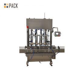 500ml-5L 12-głowicowa automatyczna maszyna do napełniania płynnych nawozów