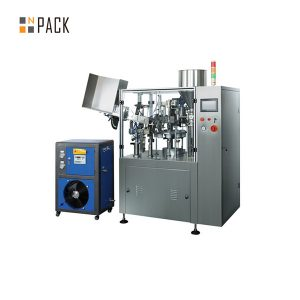 Maszyna do napełniania i zamykania kremowej tubki z pasty metalowej