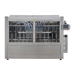 Automatyczna maszyna do napełniania i zamykania szklanych butelek oliwy z oliwek