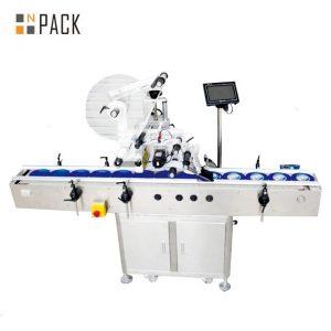 Samoprzylepna maszyna do etykietowania samolotem elektrycznym, maszyna do etykietowania kartonów / puszek / torebek