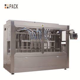 Automatyczna maszyna do napełniania płynów antykorozyjnych z 12 dyszami do napełniania