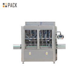 10 ml-100 ml e-płyn do napełniania butelek Maszyna do zamykania i linia do pakowania etykiet z pompą tłokową
