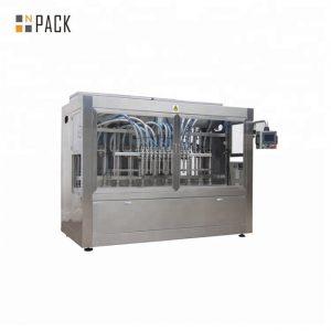 0,5-5L Maszyna do napełniania płynnych detergentów w płynie do prania 12 dysz 3000 B / H