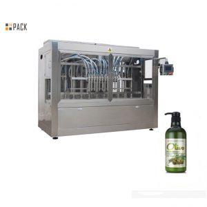 Automatyczna linia do butelkowania szamponu