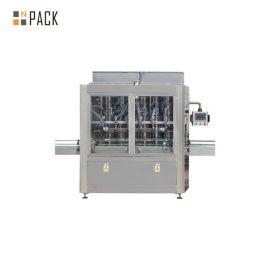 250ML-5L Pestycydowa maszyna do napełniania i zamykania płynów Linia stabilna antykorozyjna