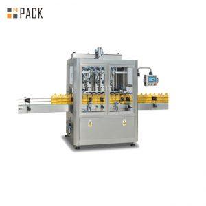 8 głowicowa maszyna do napełniania tłoków z serwonapędem 3000 B / H o dużej pojemności