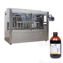 W pełni automatyczna maszyna do napełniania butelek pestycydami