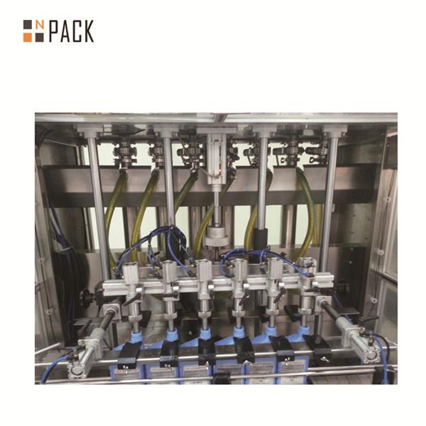 Pneumatyczna kremowa pasta do napełniania płynów do napełniania butelek