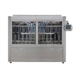 Tłokowa automatyczna maszyna do napełniania serwomechanizmów z marmoladowym dżemem o pojemności 100 ml-1l