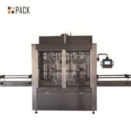 Automatyczna maszyna do napełniania opakowań płynem z pastą z dżemem
