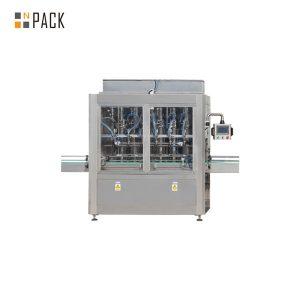 W pełni automatyczna linia do napełniania kremów kosmetycznych / maszyna do napełniania żelem