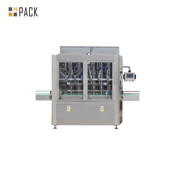 Automatyczna maszyna do napełniania butelek z płynem