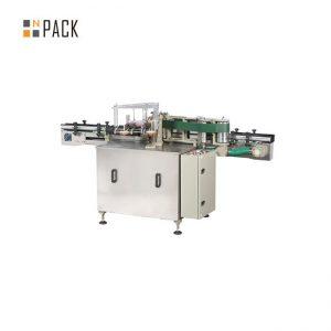 Automatyczna maszyna do etykietowania szklanych butelek / Maszyna do etykietowania na mokro do etykiet papierowych