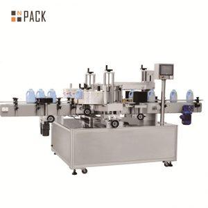 Trwała maszyna do etykietowania butelek o dużej pojemności do płaskich butelek z detergentem